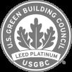 certificación leed, USBC, leed platinum, leed platino
