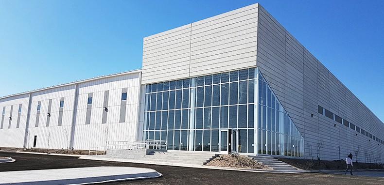 Edificio 3 parque ind diamante i bioconstrucci n y for Benefits of leed certified buildings