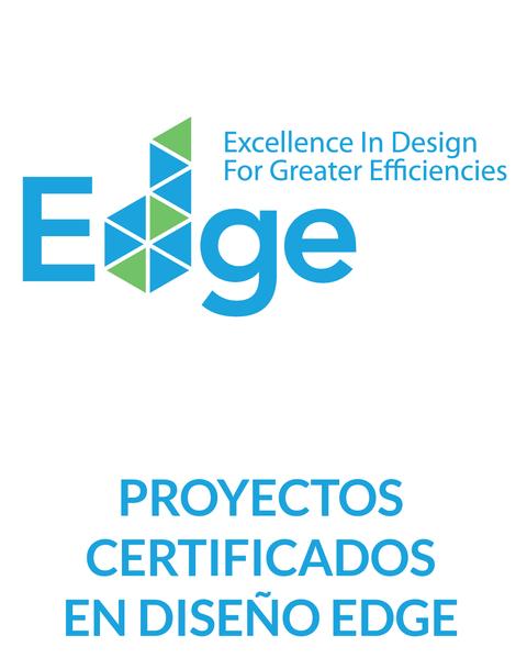 proyectos certificados en diseño edge bioconstrucción