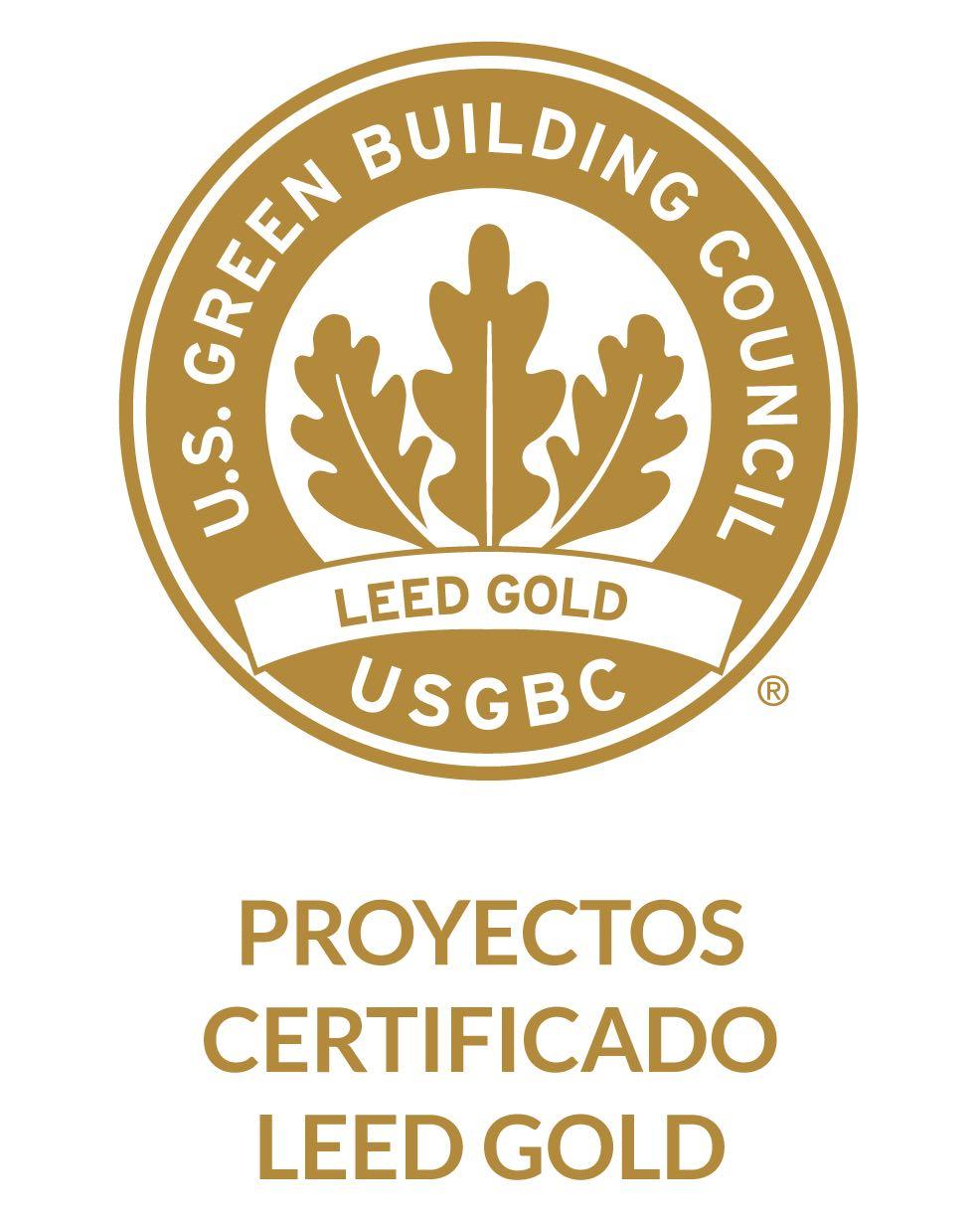 proyectos certificado gold oro green building bioconstrucción