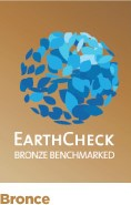 EarthCheck Bronze Benchmark Sustainable tourism