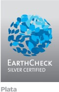 EarthCheck Silver Sustainable tourism Certification programs
