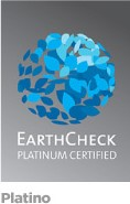 EarthCheck Platinum Sustainable tourism Certification programs