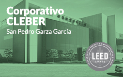 Thumbnail Grupo Cleber LEED Silver
