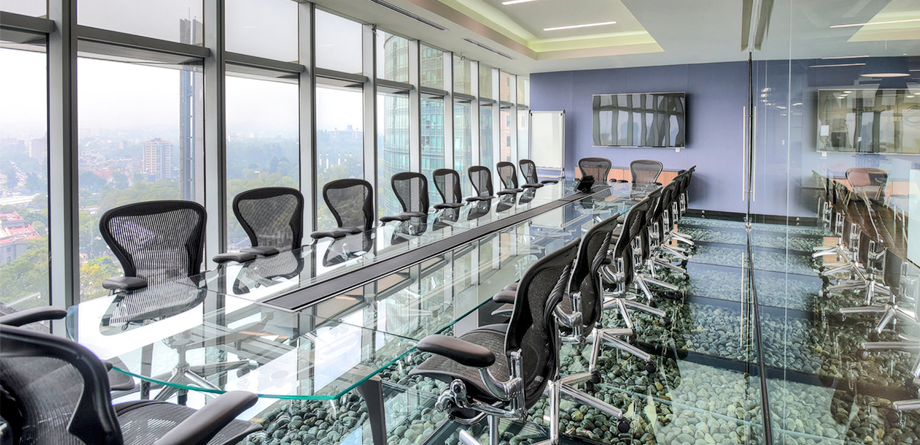 Project IOS OFFICES TORRE REFORMA  