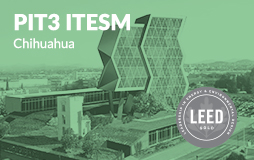 PIT3 ITESM LEED Gold