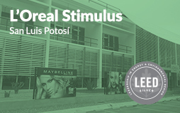 Loreal Stimulus LEED Silver