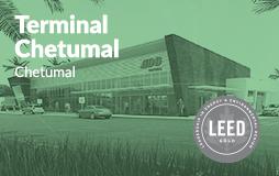 Terminal Chetumal LEED Gold Thumbnail