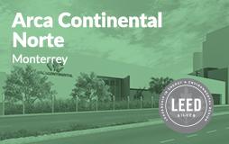 Arca Continental LEED Silver thumbnail