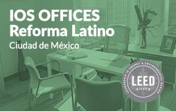 IOS-Reforma-Latino-miniatura LEED Silver
