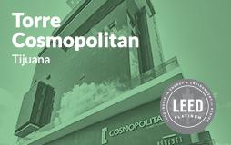 Torre Cosmopolitan LEED Platinum