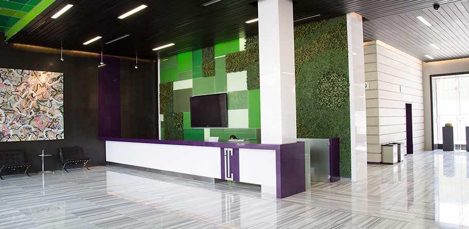 Lobby Torre Cosmopolitan