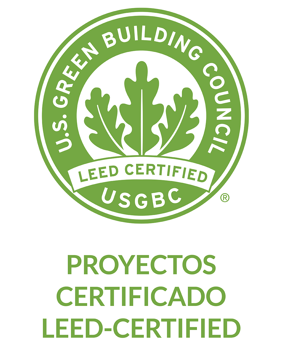 proyectos certificado leed certified green building council usgbc