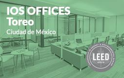 Miniatura IOS OFFICES Torre Reforma