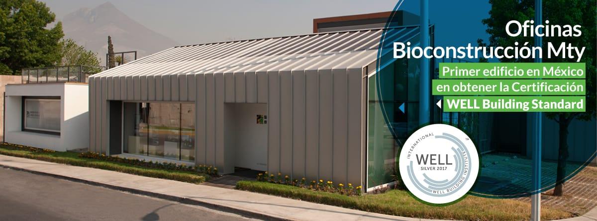 Oficinas Monterrey primer edificio en méxico en obtener la certificación WELL Building Standard Oficina Blanca
