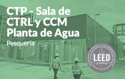 Miniatura-CTP--Sala-de-CTRL-y-CCM-Planta-de-agua-Certificacion-LEED-Silver