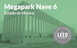 LEED, Certificación LEED, LEED Certification, Silver, Plata, BEA, Bioconstrucción y Energía Alternativa, Edificio Verdes, miniatura, Megapark Nave 6, SIBRA Capital