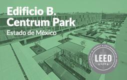 Bioconstrucción y Energía Alternativa, Edificio Verdes, miniatura, Centrum Park, GICSA