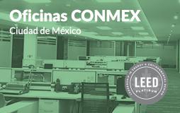 Bioconstrucción y Energía Alternativa, Edificio Verdes, miniatura, Oficinas, CONMEX